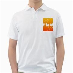 Cute Orange Copy Golf Shirts by Jojostore