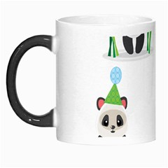 Panda Cute Animals Morph Mugs by Jojostore