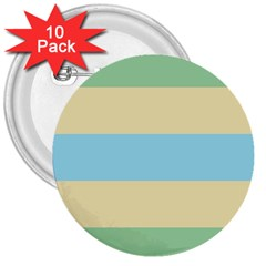 Romantic Flags Copy 3  Buttons (10 Pack)  by Jojostore