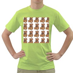 Bear Green T Shirt