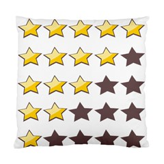 Star Rating Copy Standard Cushion Case (two Sides) by Jojostore