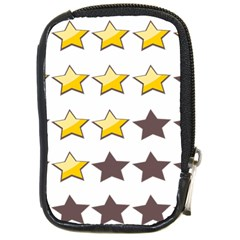 Star Rating Copy Compact Camera Cases by Jojostore