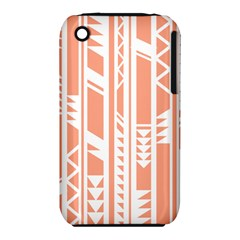 Tribal Pattern Iphone 3s/3gs by Jojostore