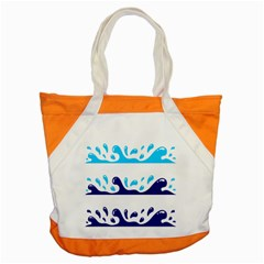 Water Accent Tote Bag