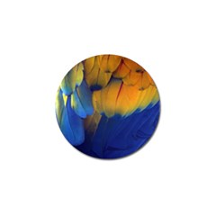 Parrots Feathers Golf Ball Marker (10 Pack) by Jojostore