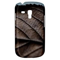 Leaf Veins Nerves Macro Closeup Galaxy S3 Mini by Amaryn4rt