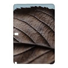 Leaf Veins Nerves Macro Closeup Samsung Galaxy Tab Pro 12 2 Hardshell Case by Amaryn4rt