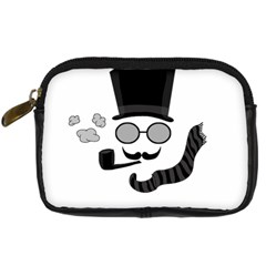 Invisible Man Digital Camera Cases by Valentinaart