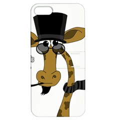Mr  Elegance Apple Iphone 5 Hardshell Case With Stand by Valentinaart