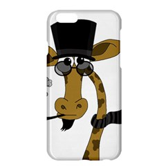 Mr  Elegance Apple Iphone 6 Plus/6s Plus Hardshell Case by Valentinaart