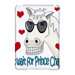 Don t Wait For Prince Sharming Apple Ipad Mini Hardshell Case (compatible With Smart Cover) by Valentinaart