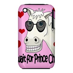 Don t Wait For Prince Charming Iphone 3s/3gs by Valentinaart