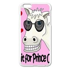 Don t Wait For Prince Charming Apple Iphone 6 Plus/6s Plus Enamel White Case by Valentinaart