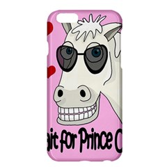 Don t Wait For Prince Charming Apple Iphone 6 Plus/6s Plus Hardshell Case by Valentinaart