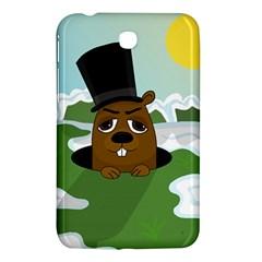 Groundhog Samsung Galaxy Tab 3 (7 ) P3200 Hardshell Case  by Valentinaart