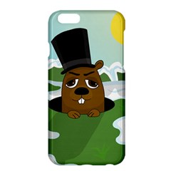 Groundhog Apple Iphone 6 Plus/6s Plus Hardshell Case by Valentinaart
