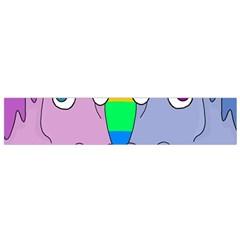 Unicorn Love Flano Scarf (small)