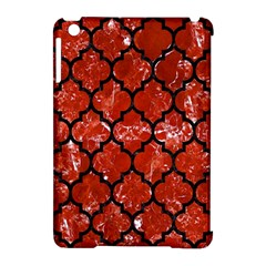 Tile1 Black Marble & Red Marble (r) Apple Ipad Mini Hardshell Case (compatible With Smart Cover) by trendistuff