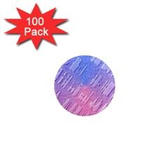 Baby Pattern 1  Mini Magnets (100 Pack)  by Jojostore
