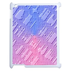 Baby Pattern Apple Ipad 2 Case (white) by Jojostore