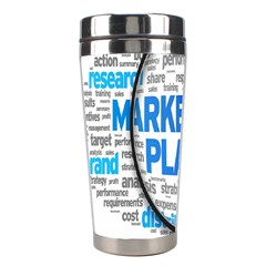 Article Market Plan Stainless Steel Travel Tumblers by Jojostore