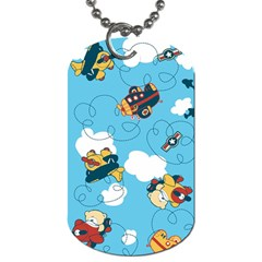 Bear Aircraft Dog Tag (two Sides) by Jojostore
