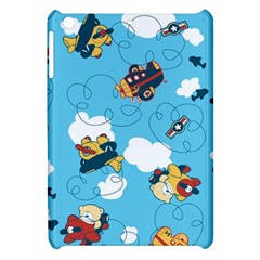 Bear Aircraft Apple Ipad Mini Hardshell Case by Jojostore