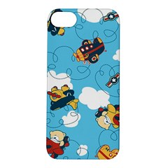 Bear Aircraft Apple iPhone 5S/ SE Hardshell Case by Jojostore