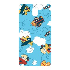 Bear Aircraft Samsung Galaxy Note 3 N9005 Hardshell Back Case by Jojostore