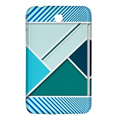 Logo Concept Banner Header Idea Samsung Galaxy Tab 3 (7 ) P3200 Hardshell Case  by Amaryn4rt