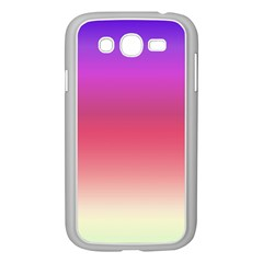 Blue Pink Purple Red Samsung Galaxy Grand Duos I9082 Case (white) by Jojostore