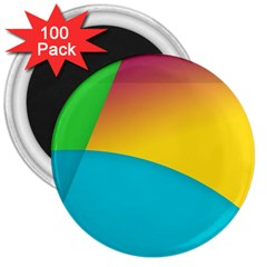Bok 3  Magnets (100 Pack) by Jojostore