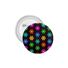 Pattern Background Colorful Design 1.75  Buttons