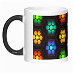 Pattern Background Colorful Design Morph Mugs