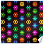 Pattern Background Colorful Design Canvas 20  x 20