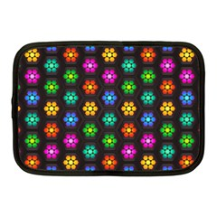 Pattern Background Colorful Design Netbook Case (Medium)