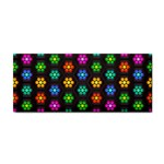 Pattern Background Colorful Design Cosmetic Storage Cases