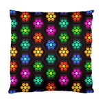 Pattern Background Colorful Design Standard Cushion Case (Two Sides)