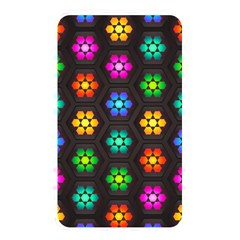 Pattern Background Colorful Design Memory Card Reader