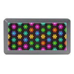 Pattern Background Colorful Design Memory Card Reader (Mini)