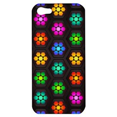 Pattern Background Colorful Design Apple iPhone 5 Hardshell Case