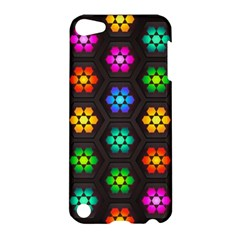 Pattern Background Colorful Design Apple iPod Touch 5 Hardshell Case