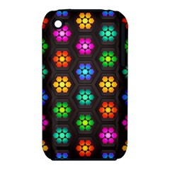 Pattern Background Colorful Design iPhone 3S/3GS