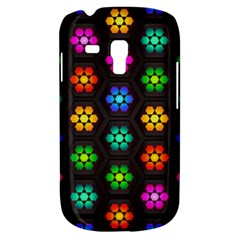 Pattern Background Colorful Design Galaxy S3 Mini