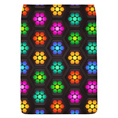 Pattern Background Colorful Design Flap Covers (S)