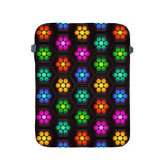 Pattern Background Colorful Design Apple iPad 2/3/4 Protective Soft Cases