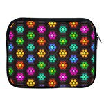 Pattern Background Colorful Design Apple iPad 2/3/4 Zipper Cases