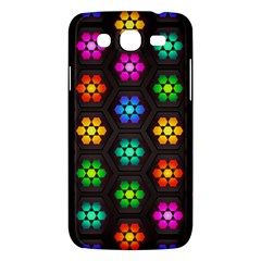 Pattern Background Colorful Design Samsung Galaxy Mega 5 8 I9152 Hardshell Case  by Amaryn4rt