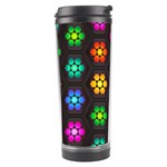 Pattern Background Colorful Design Travel Tumbler