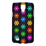 Pattern Background Colorful Design Galaxy S4 Active